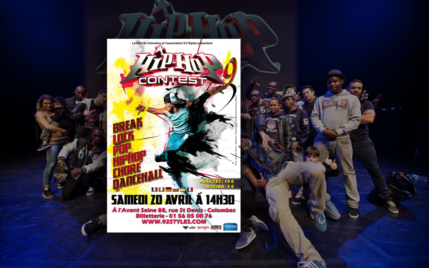 HIP-HOP CONTEST® 9