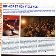 Hip Hop Contest presse 2