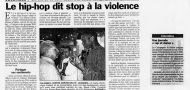 Le Parisien article 2